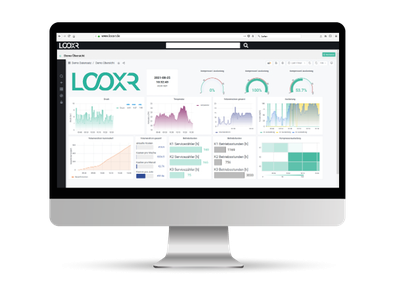 Compressed air 4.0 with LOOXR