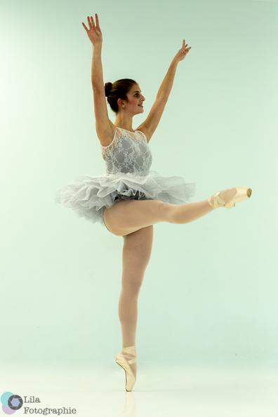 Schülerin der Ballettschule Stedler - Foto Annabell Weiberg