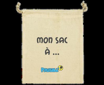 Le sac à prières Patacell'