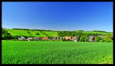 Schusterbergsiedlung / Quelle: Bürgerverein