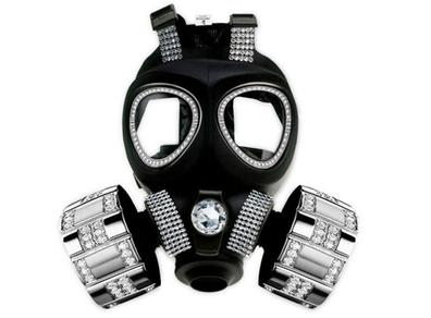 Casque et Masque à gaz
