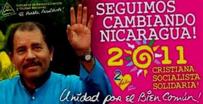 Sandinisternes centrale valgparole