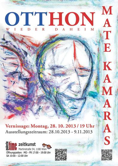Galerie Time Mate Kamaras Otthon Wieder Daheim Günther Wachtl Ungarn Ausstellung Musicalstar