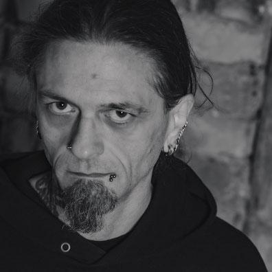 """Ronny """"Yantit"""" Fimmel / Photo: Sebastian Spelda"""