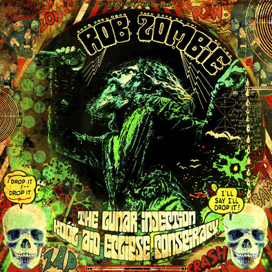 ROB ZOMBIE - The Lunar Injection Kool Aid Eclipse Conspiracy