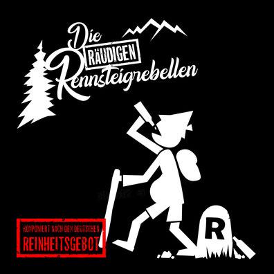 Bonus-4-Track-CD: DIE RÄUDIGEN RENNSTEIGREBELLEN