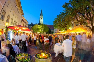 Gewürztraminer-Fest am Dorfplatz