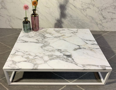 Arabescato-marble-center-table