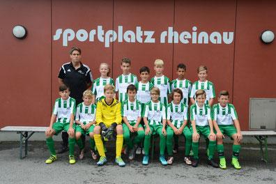 FC Buchs Da : FC Rapperswil-Jona B
