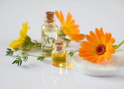 Aromatherapie als Teil der Pflanzenheilkunde