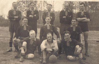 Aufstieg 1949 in die Bezirksklasse