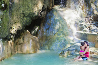 Diamond Botanical Gardens & Waterfalls Saint Lucia, Karibik, Karibische Inseln