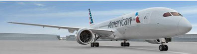 AA operates Boeing 787s between LAX and AKL  -  image AA