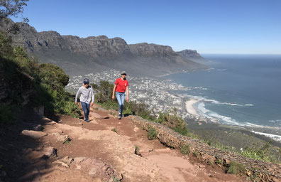Private Cape Town Tours Lions Head