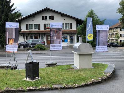 Ofenausstellung und Outdoorcooking-Kanton-Bern
