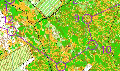 extremly difficult terrain in Hungary