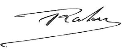 signature Albert Kahn