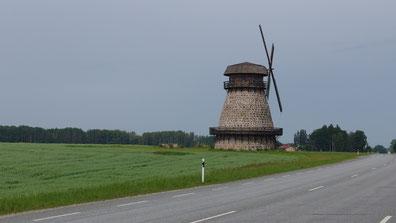 Falschen Abzweig genommen - in Holland gelandet...