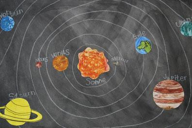 Der Merkur ist der kleinste Planet unseres Sonnensystems. Mehr dazu im SOULGARDEN Jahresblog 2019