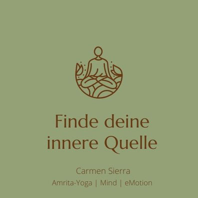 ONLINE KURS | Finde deine innere Quelle | Carmen Sierra | SIMPLY RELAX