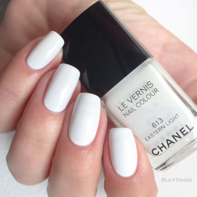 SWATCH CHANEL EASTERN LIGHT 613 by LackTraviata