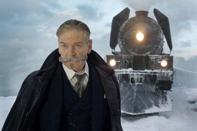 Kenneth Branagh fent de Poirot