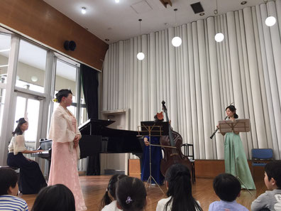 武蔵野市親子コンサート