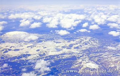 Bild 16: Islands Süden (Luftaufnahme), Nikon F 100, Nikkor 2.8/80-200mm, Kodak Elite Chrome 100 Extra Colour