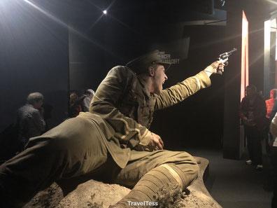 Te Papa Museum expositie