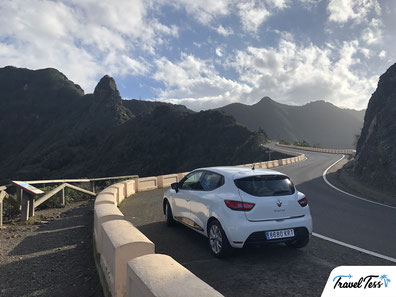 Autovakantie Tenerife