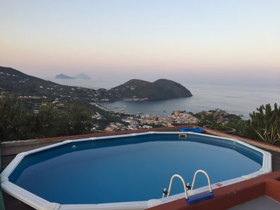 residenza alle isole EOLIE