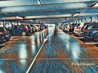 p1 parkeerplaats luchthaven eindhoven