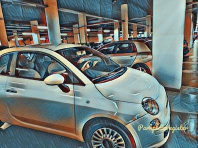 vliegveld parkeerplaats eindhoven