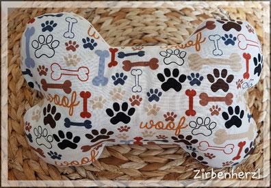 Zirbenkissen für Tiere, Katzen und Hunde