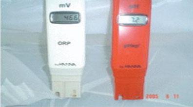 terapia de desintoxicación iónica por electrólisis