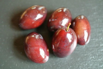 Früchtebrot mit Zwetschgen oder Äpfeln