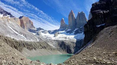 - Nationalpark Torres del Paine -