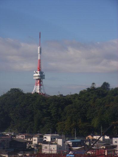 街のシンボルのひとつです「宇都宮タワー」