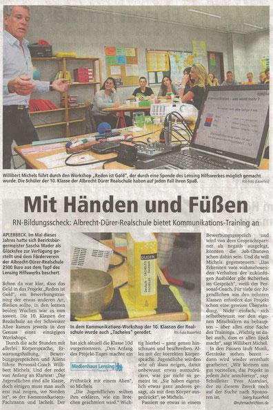 Presseartikel ©Joerg Bauerfeld