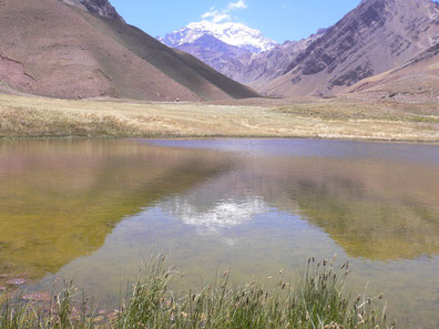 Bild: Laguna Los Horocones
