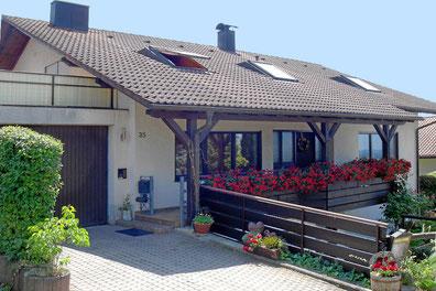 Ferienwohnungen Gästehaus Gaby in Bad Bellingen