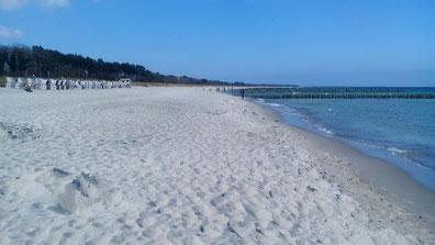 Strand Fischland-Darß-Zingst