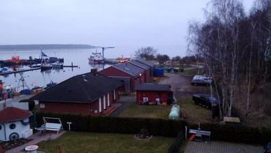 Barhöfter Hafen