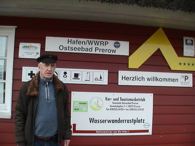 Hafenmeister Prerow