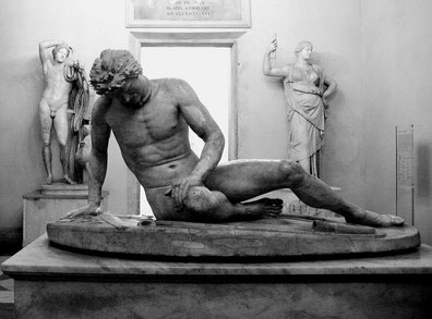 foto - flickr - cc lizensiert - 'the dying gaul' von xuan che