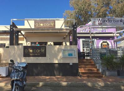 "Restaurante ""á la carte"", Denia, Las Marinas, 3,5 Km"