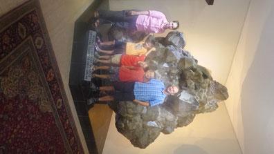 Der größte Kristall der Welt im Kristallmuseum