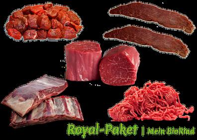 Premium-Paket | Filet Steak Rind Bio