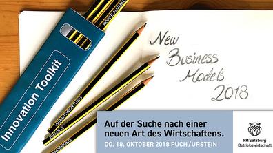 New Business Models, nachhaltiges Wirtschaften, Zukunftsfähigkeit, Konferenz