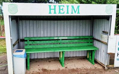 Sportplatz Hemme